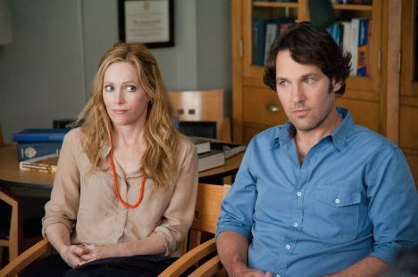 Paul Rudd and co. gave a good performance in Judd Apatow's latest look on life. (Universal Pictures/aceshowbiz.com)